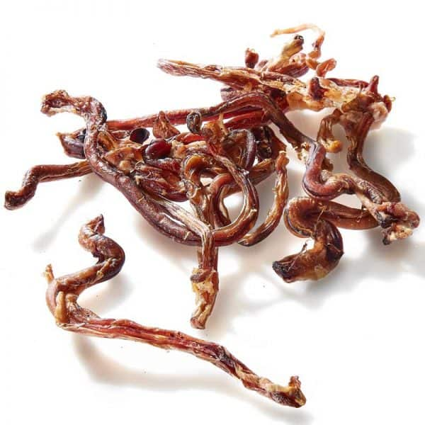 Goat Pizzle Dog Treats