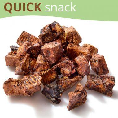 Beef Puff Cubes Dog Treats