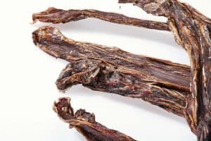 Kangaroo Jerky Long Dog Treats