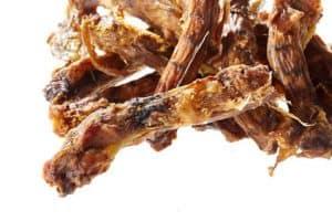 Chicken Necks Dog Treats Detail - 01