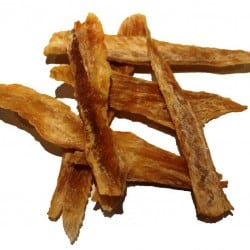 Fish Jerky Strips Dog Treats
