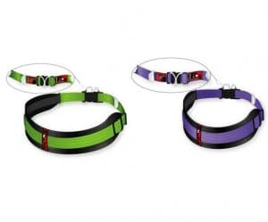 Black Dog Tuffy Collars