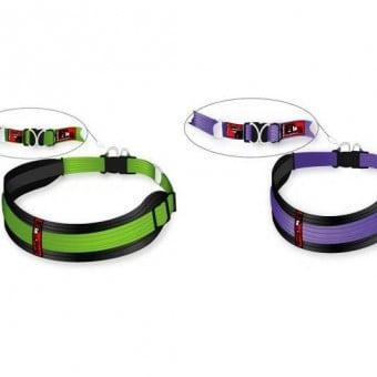 Black Dog Tuffy Collars
