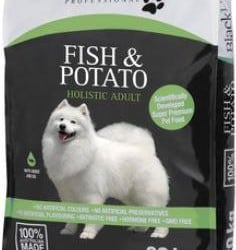 Black Hawk Holistic - Fish & Potato Adult