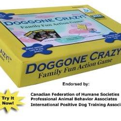 Doggone Crazy Board Game