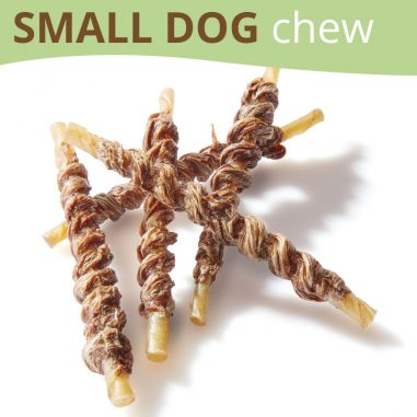 Kangaroo Twisters Dog Treats Main