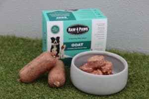 Clear Dog Treats Raw 4 Paws Goat Containers Goat Rolls