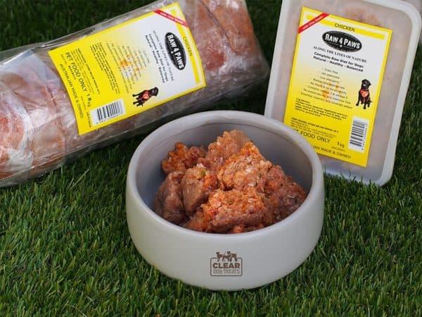 Raw 4 Paws BARF Dog Food Chicken