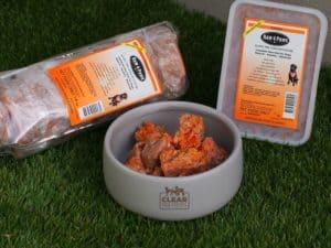 Raw 4 Paws BARF Dog Food Turkey