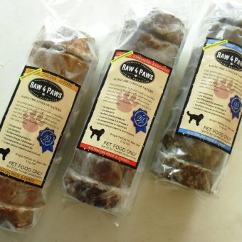 Raw 4 Paws Dog Food