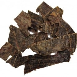 Kangaroo Jerky Dog Treats Strips