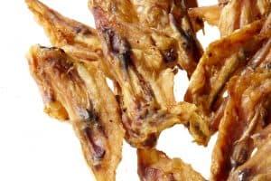 Chicken Wing Tips Dog Treats Detail - 01