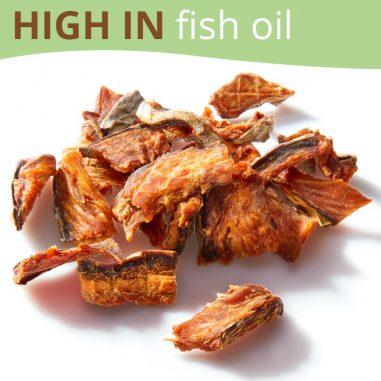 Mackerel Fish Bites Dog Treats