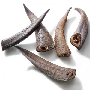 Goat Horn Dog Treats