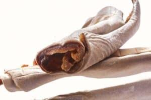 Fish Dental Sticks Thick Dog Treats