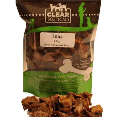 Tuna Fish Dog Treats