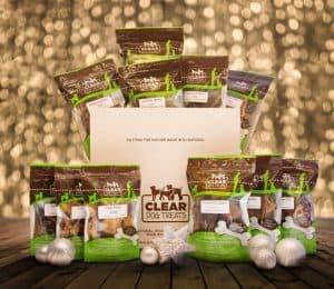 Christmas Dog Treat Pack