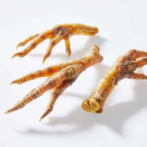 Chicken Feet Dog Treats - Clear Dog Treats