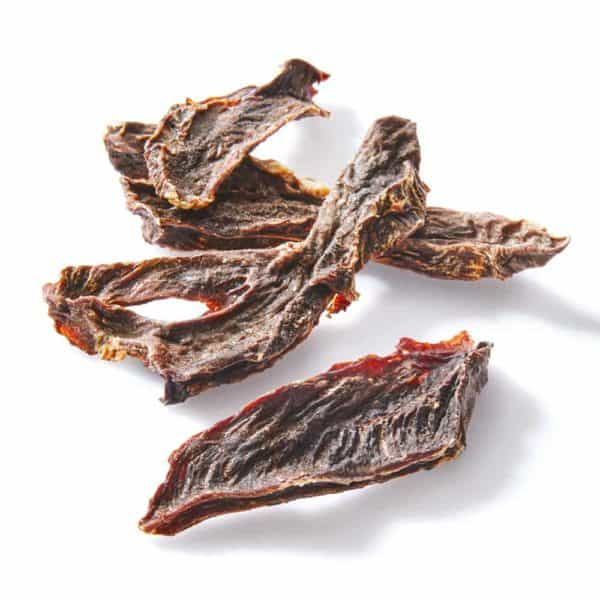 Beef Heart Dog Treats - Clear Dog Treats